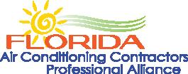 Florida Air Conditioning Contractors Professional Alliance Logo